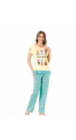 NVN-1454   Bayan Pijama Takım