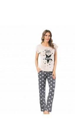 NVN-1461   Bayan Pijama Takım