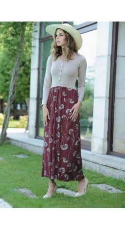 S-22102   Bayan elbise