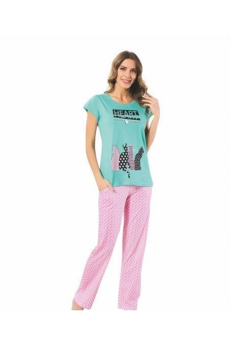 NVN-1453   Bayan Pijama Takım