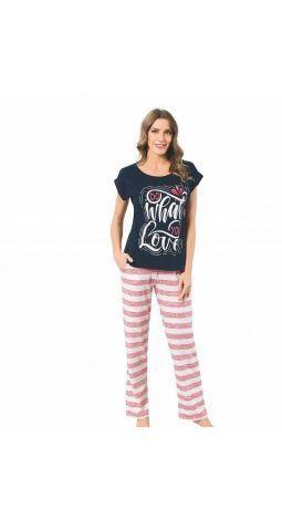 NVN-1457   Bayan Pijama Takım