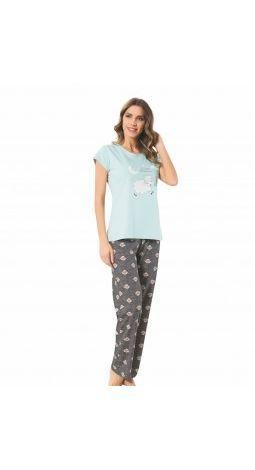 NVN-1451  Bayan Pijama Takım