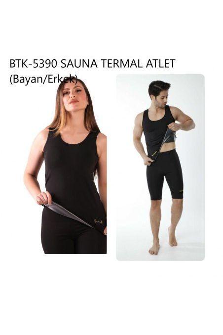BTK-5390 SAUNA TERMAL ATLET (Bayan/Erkek)